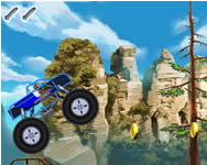 Monster truck assault online játék