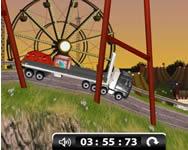 Strongest Truck 3 online játék